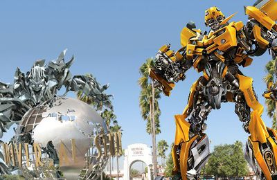 visite: Universal Studios Hollywood + Transformers The Ride-3D