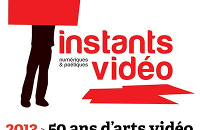 50 ANS D'ART VIDEO LIEGE MARSEILLE 2013