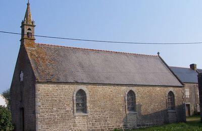 Erdeven:chapelle St-Guillaume 56410