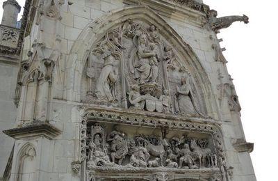 Amboise: chapelle St Hubert-2