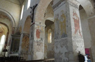 Lavardin: Eglise St-Genest (4)