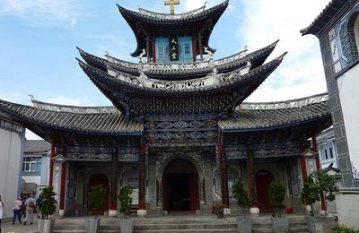 Chine -Yunnan, Dali -1