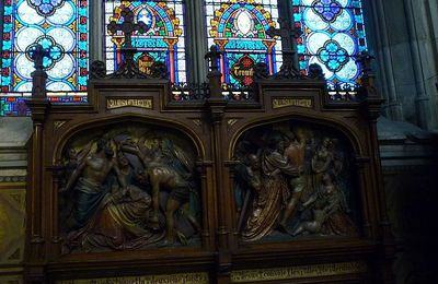 Nancy: Basilique St Epvre-2