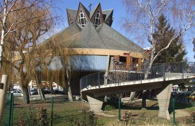 Grenoble: Eglise St-Jean 38000