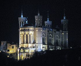 Basilique ND de Fourviere -69009