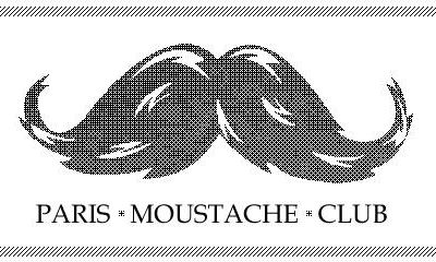 Virilo soutenu par le Paris Moustache Club