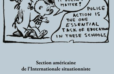 Écrits de la section américaine de l'Internationale situationniste
