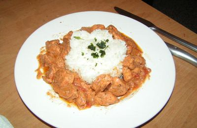 Butter Chicken miomiom