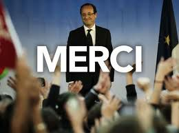 PRESIDENT DE LA REPUBLIQUE : FRANCOIS HOLLANDE