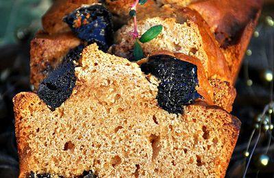 Pain d'épices aux pruneaux d'Agen à l'Armagnac
