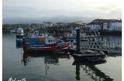 Saint-Jean de Luz : le Port