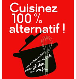 Cuisinez 100% alternatif