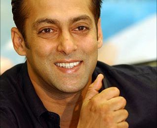 SALMAN KHAN / ACTEUR DE BOLLYWOOD