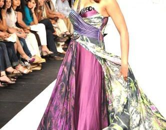 CELINA JAITLEY DEFILE AU LAKME INDIA FASHION WEEK 2008