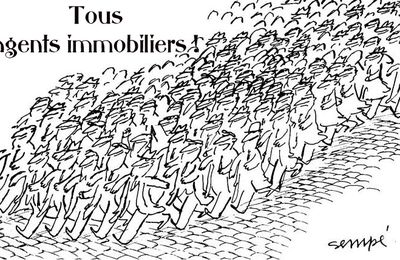 Tous agents immobiliers !