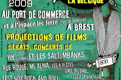 Projections vidéos en 2009