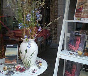 Photos : Gilles Bailly & Cyril Carau à la librairie (Juillet 2009)
