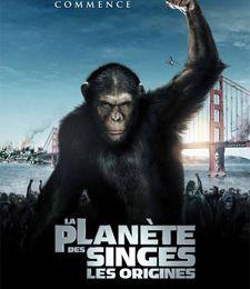 [Ciné] Rupet Wyatt - La planète des singes : les origines (2011)
