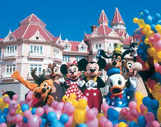 Euro Disney et l'Etat prolongent la convention de 1987