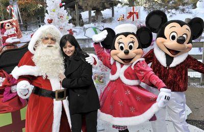 Coup d'envoi de la Saison de Noël 2009
