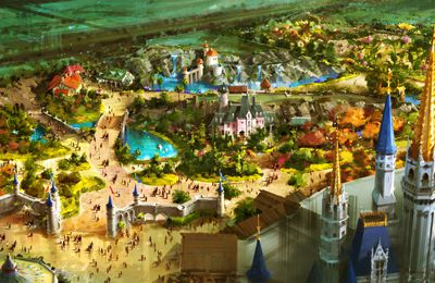 Walt Disney World: Extension de Fantasyland