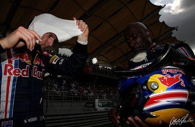 Le renouveau de Mark Webber
