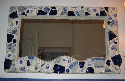 une de mes premières passions..... la mosaïque