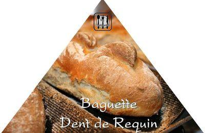 Baguette Dent de Requin ou...