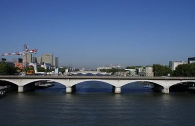 Les ponts de Paris: Le Pont National