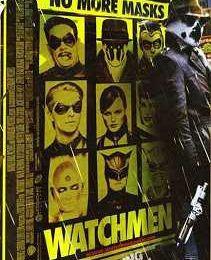 The Watchmen, Batman / Des héros si humains...