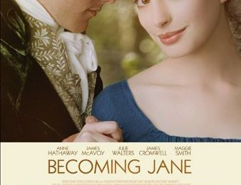 """Becoming Jane"" de Julian Jarrold."
