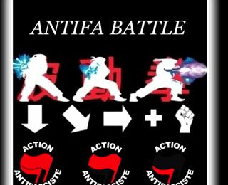 ANTIFA BATTLE
