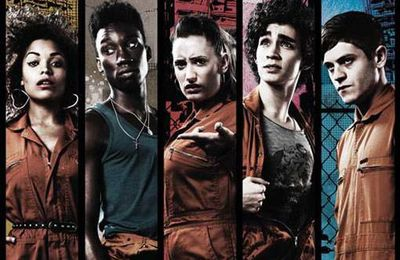Misfits de Howard Overman - Saison 1