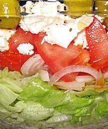 Salat: Eine griechische Erzählung.