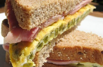 Sandwich « un air de campagne »