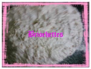 BRIOCHETTES