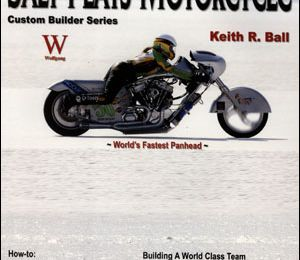 bibliothèque : How to Build a Bonneville Salt Flats Motorcycle