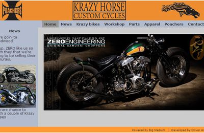 links (108) : Krazyhorse workshop