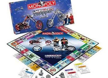 must have : American Chopper monopoly
