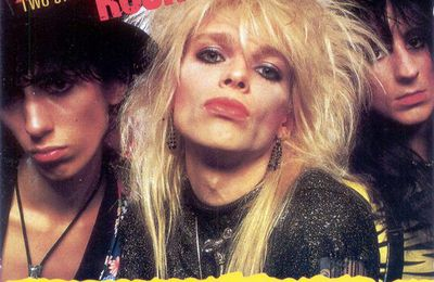 radical playlist (375) : Hanoi Rocks - Two Steps From The Move