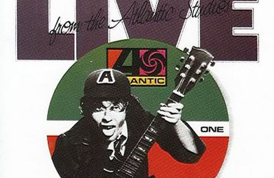 radical playlist (377) : Acdc - Live From The Atlantic Studios