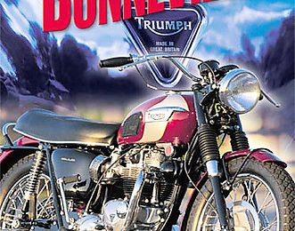 DVD : Story Of The Triumph Bonneville DVD