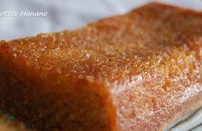 L'excellent cake marocain de Sophie Dudemaine
