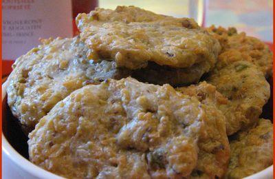Cookies apéro tout simples