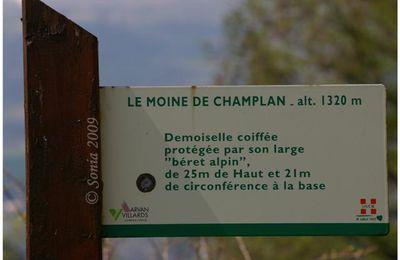 Le moine Champlan