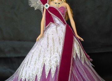 barbie holiday 2005