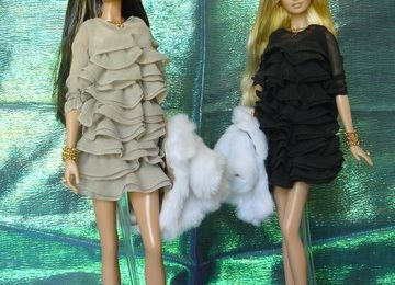 juicy couture beverly hills G and P barbie, 2008