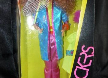 barbie, rocker diva, 1985