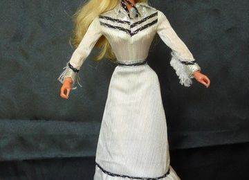 barbie western version europe, 1980