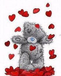 """Gifs d'amour"" spécial St-Valentin"